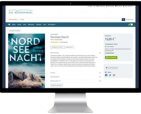 Die Bücherinsel Horumersiel Online Shop